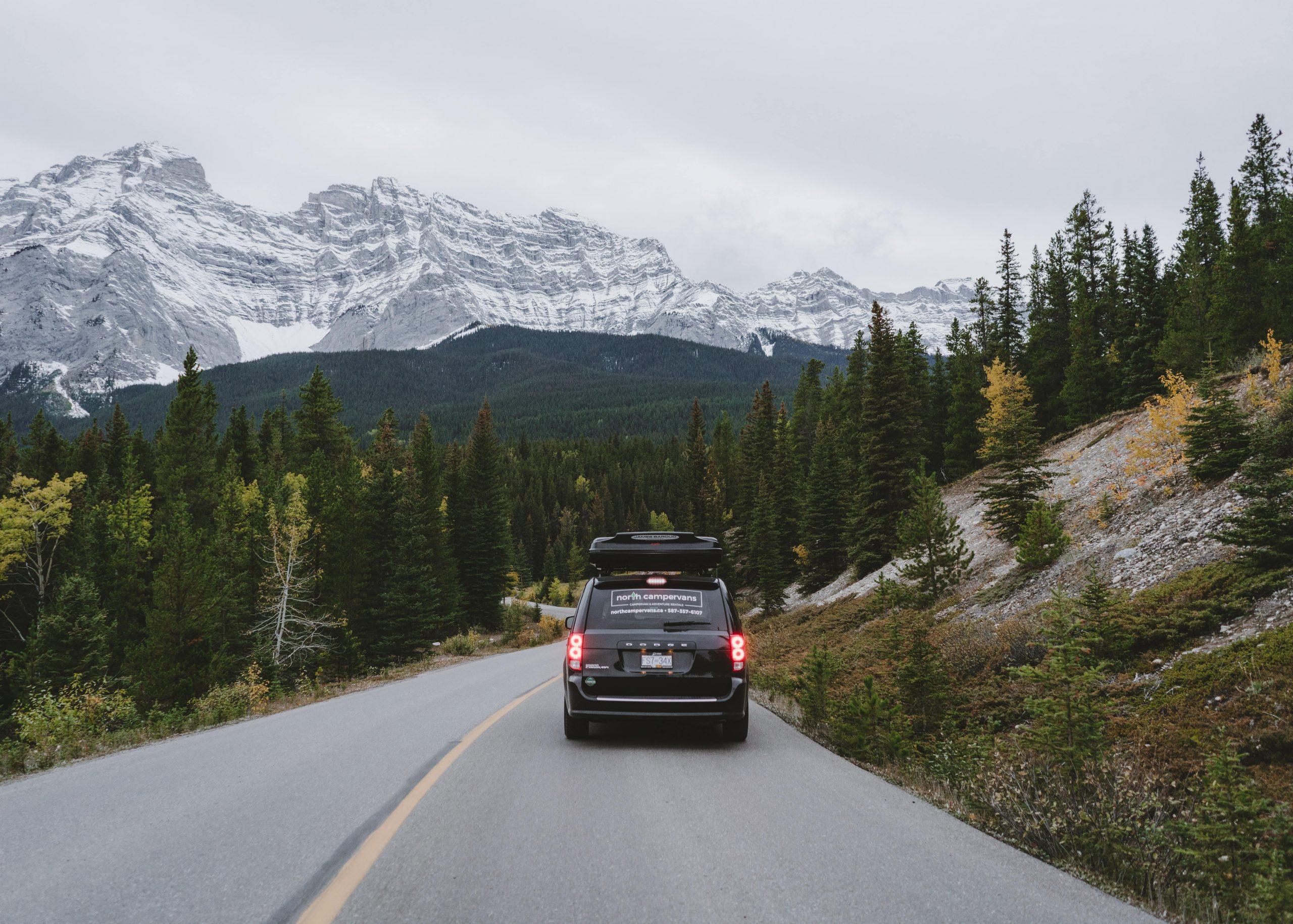 Campervan Roadtrip